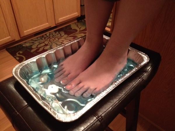 Listertine-foot-soak-pan