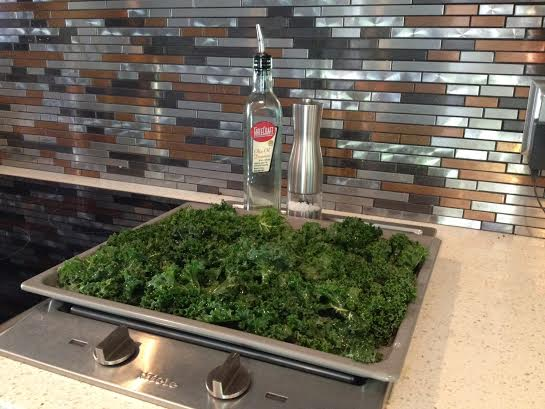 Baked Kale Recipe