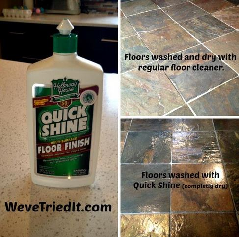 Quick Shine Floors Review