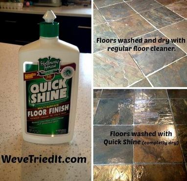 Quick Shine Floor Cleaner Captivating Holloway House Quick
