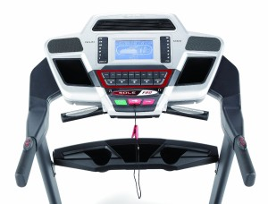 Sole F80 Treadmill Front