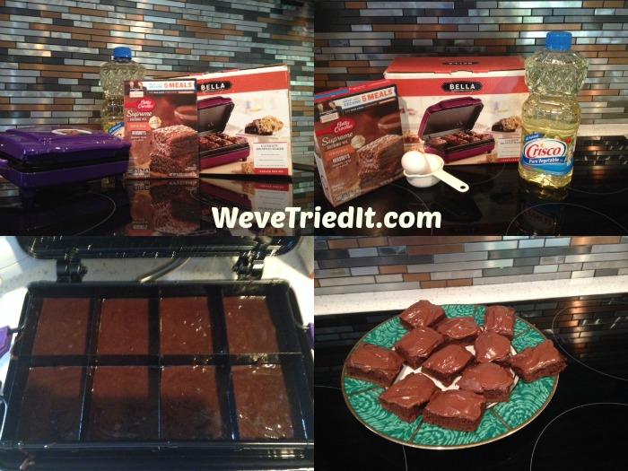 Bella Ultimate Brownie Maker Review