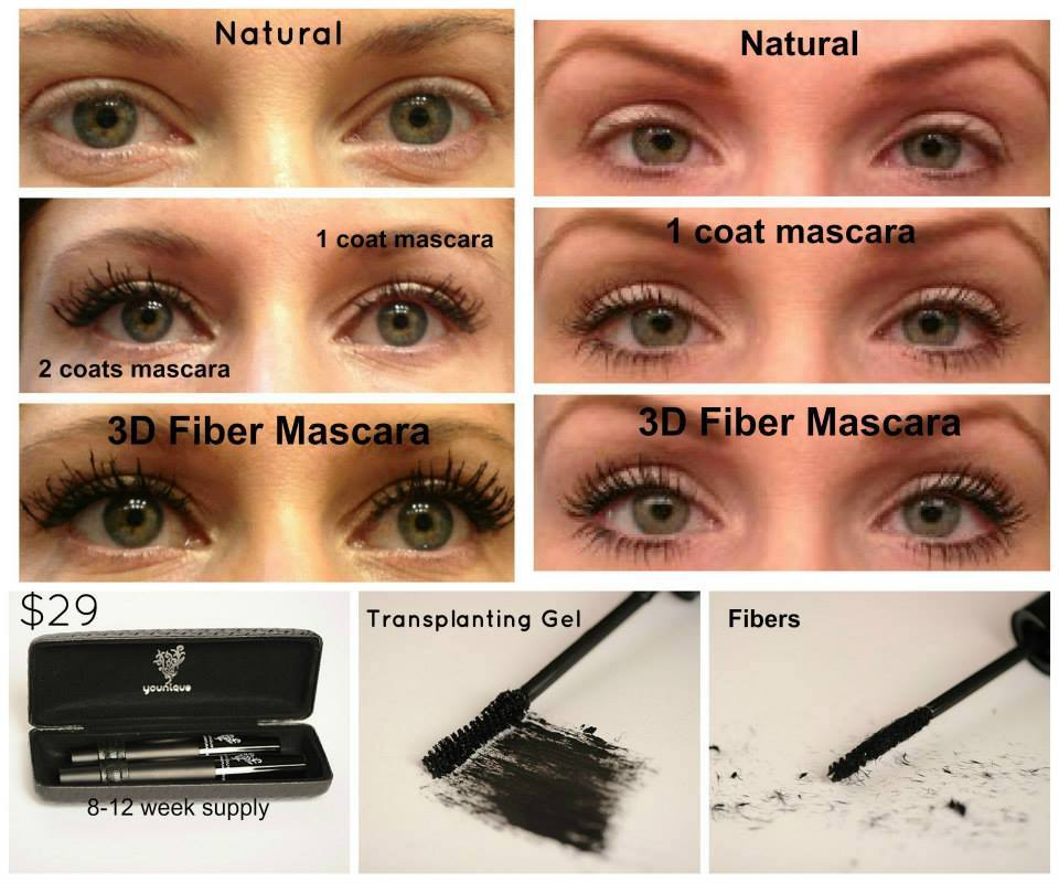 Monnstruck 3D Fiber Lashes