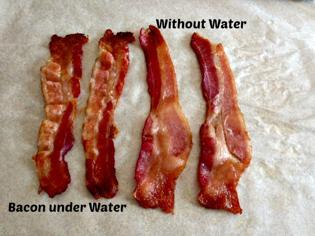 Run Bacon Under Water