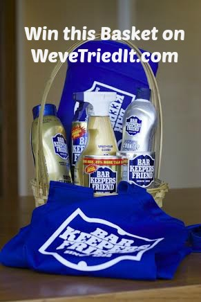 Bar Keepers Friend Giveaway