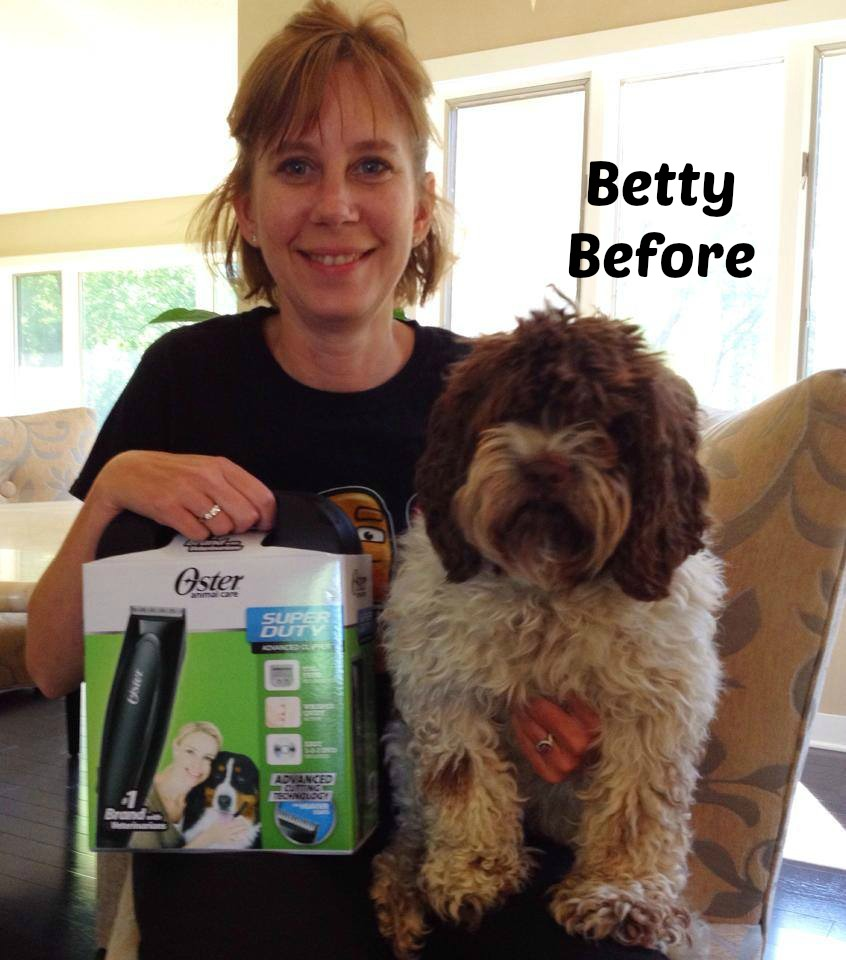 Betty Before