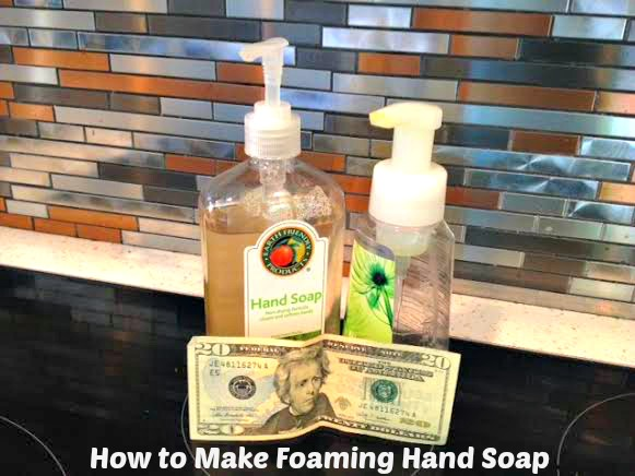 DIY Foaming Soap