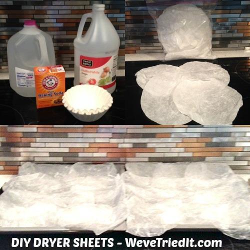 DIY Dryer Sheets Weve Tried It
