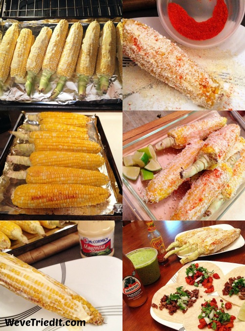 Elote Mexican Street Corn Recipe