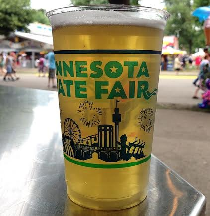 Minnesota State Fair Beer