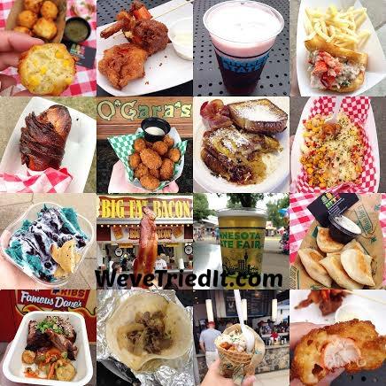 Minnesota State Fair Food Review