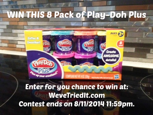 Play Doh Plus Giveaway Weve Tried It