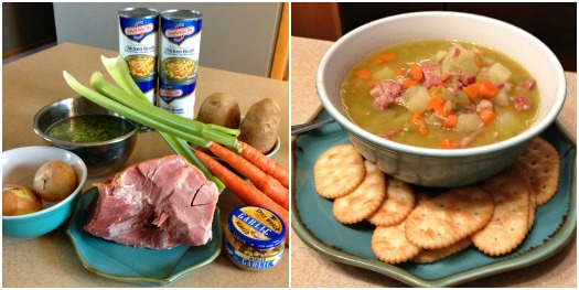Hearty-Split-Pea-and-Ham-Soup