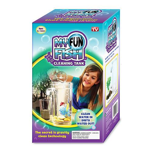 My fun fish tank review weve tried it for Fun fish tank