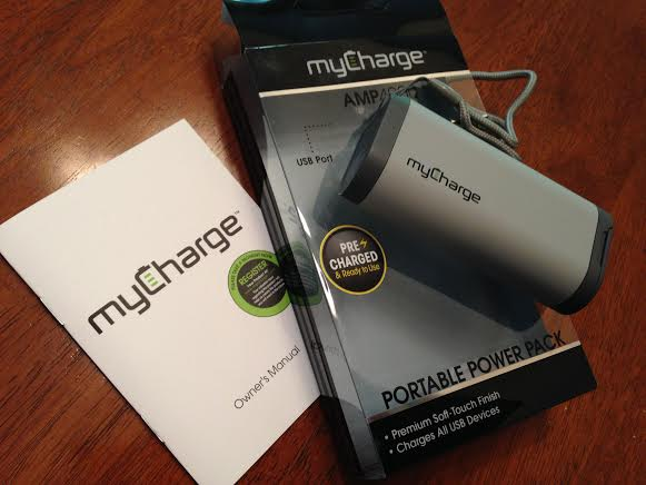 MyCharge iPhone Charger