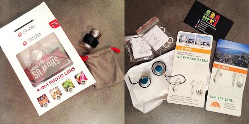 Olloclip 4 in 1 photo lens review
