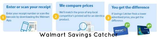 Walmart Savings Catcher