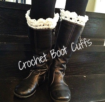 Boot-Cuffs-Crochet-Pattern