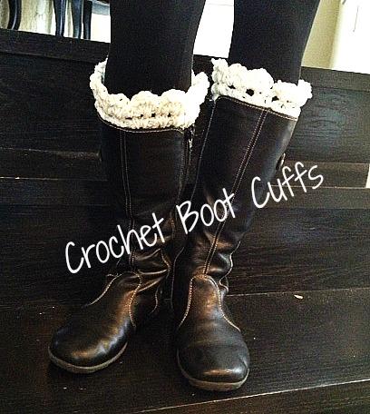Boot-Cuffs-Crochet-Pattern