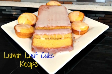 Lemon Loaf Cake Recipe