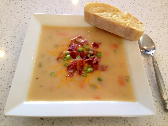 Potato Bacon Soup Weve Tried It