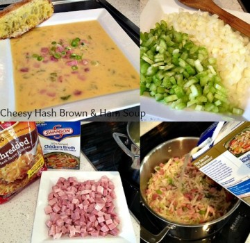 Cheesy-Hash-brown-and-ham-soup-recipe