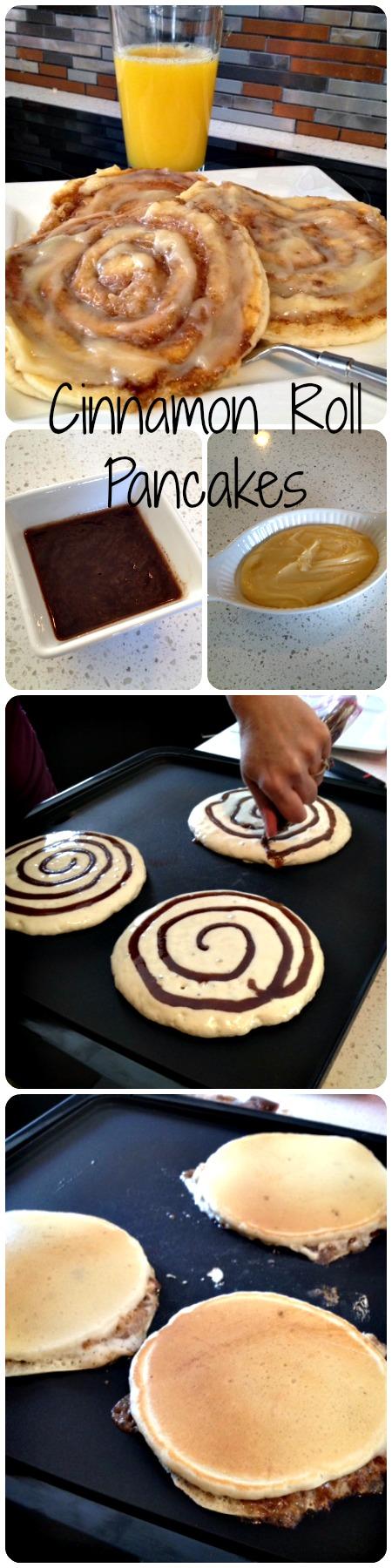 Cinnamon Roll Pancakes Recipe Weve Tried It