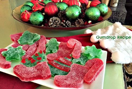 Candy Gumdrop Recipe
