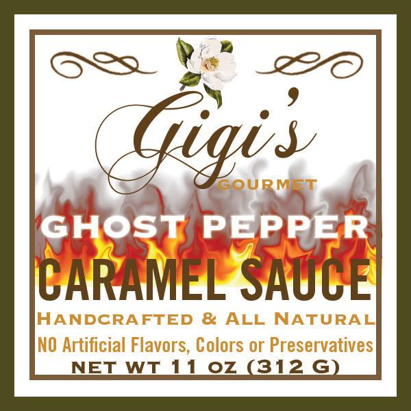 Gigis Ghost pepper