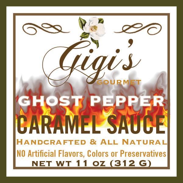 Gigis Ghost pepper