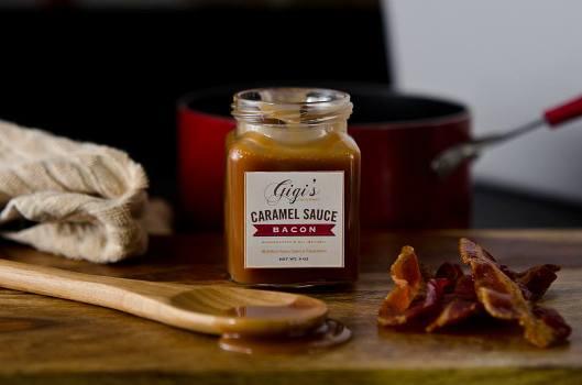 Gigis Gourmet Bacon Caramel Sauce