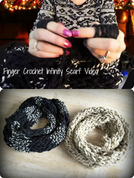 How to Finger Crochet Weve Tried It