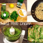 Baked Pesto Chicken Recipe