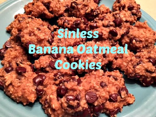 Banana Oatmeal Cookies Weve Tried It
