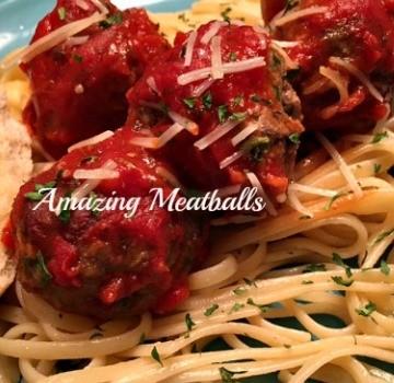 Meatball Recipe 360