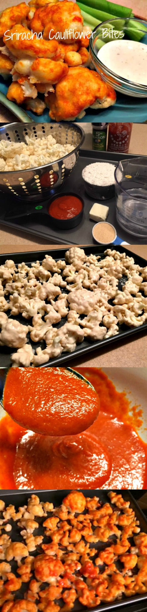 Sriracha Baked Cauliflower Weve Tried It