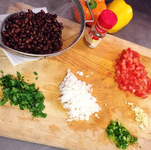 Stuffed Peppers Ingredients