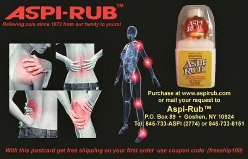 Aspi-Rub