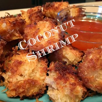 Coconut Shrimp 350