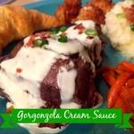 Gorgonzola Cream Sauce Recipe