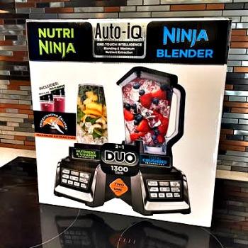 Nutri Ninja Blender 350