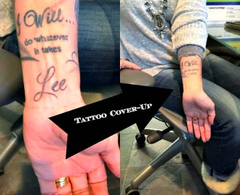 Tattoo Cover-up 350