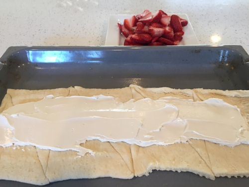 cream cheese filling