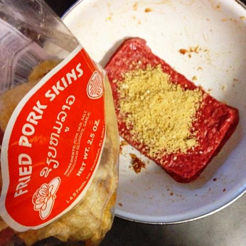 meatloaf porkskin