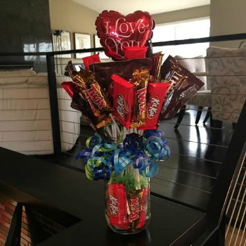 Candy Bouquet 350