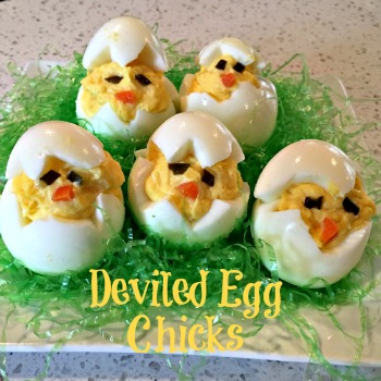 Deviled Egg Chicks 350