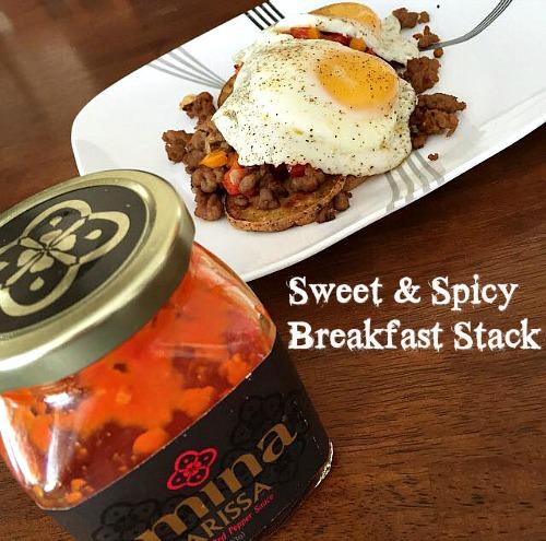 Sweet & Spicy Breakfast 500