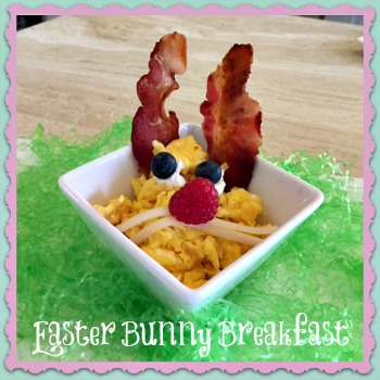 Easter Eggs Breakfast