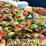 Beef Nachos Recipe Easy
