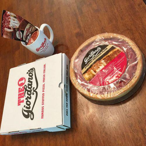 Giordano's Frozen Pizza